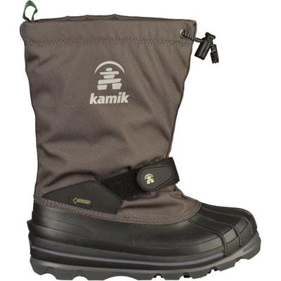 Kamik Waterbug 8G - Bottes Enfant - gris 26 2017 Bottes d'hiver  Sneakers Basses Homme EdUAhdi