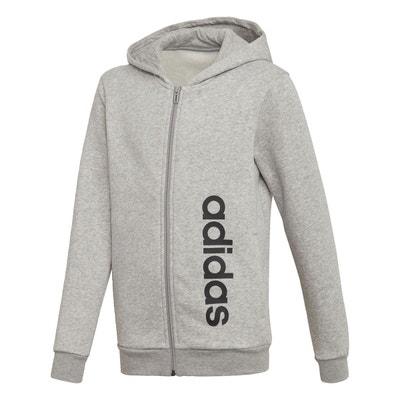 9536552d6c7f Sweat-shirt à capuche Linear adidas