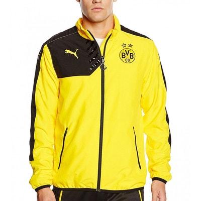 ensemble de foot Borussia Dortmund Vestes