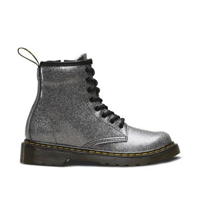 Boots zippées cuir 1460 Boots zippées cuir 1460 DR MARTENS