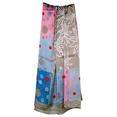 Grand foulard soie Grand foulard soie CHAPEAU-TENDANCE 10f043108c0
