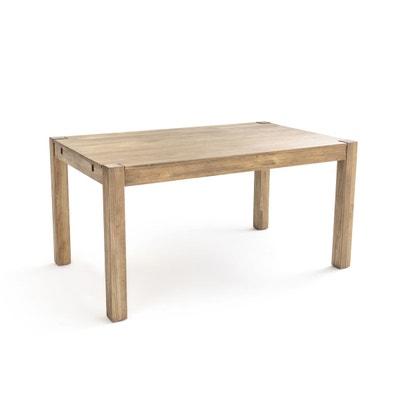 Table 2 allonges pin massif 6 à 8 couverts, LUNJA Table 2 allonges pin massif 6 à 8 couverts, LUNJA La Redoute Interieurs