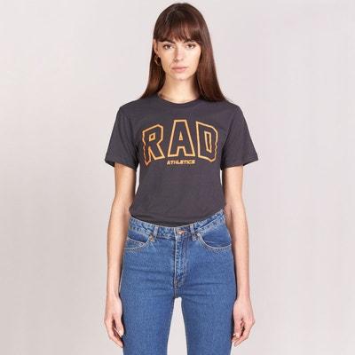Tee shirt boyfriend à manches courtes RAD