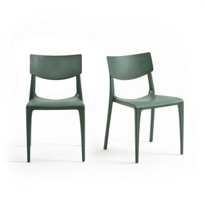 Cadeira de jardim ROBICO (lote de 2) Cadeira de jardim ROBICO (lote de 2) La Redoute Interieurs