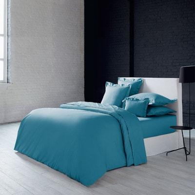 Taie d'oreiller percale 100% coton 80 fils/cm², Alcôve Taie d'oreiller percale 100% coton 80 fils/cm², Alcôve OLIVIER DESFORGES
