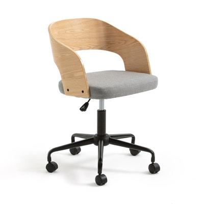Drehbarer Schreibtischstuhl FLOKI mit Rollen Drehbarer Schreibtischstuhl FLOKI mit Rollen La Redoute Interieurs