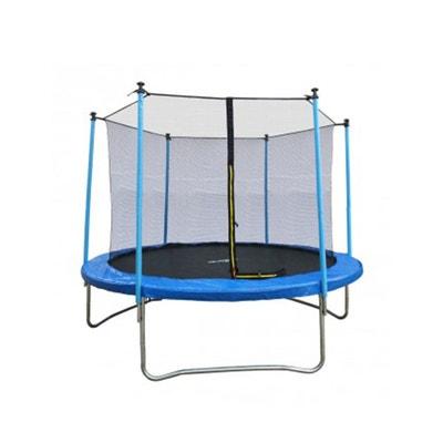 Trampoline Jump4Fun Classique 10FT Bleu JUMP4FUN