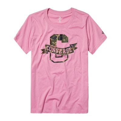 T-Shirt Collegiate mit rundem Ausschnitt T-Shirt Collegiate mit rundem Ausschnitt CONVERSE