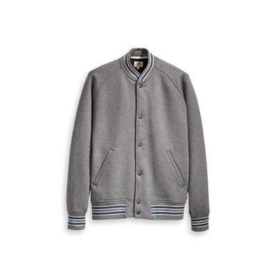 Sweater Style Bomber Jacket Sweater Style Bomber Jacket LEVI'S