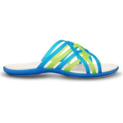 41c5f1641dd11 Huarache Flip Flop Sandale Fille Huarache Flip Flop Sandale Fille CROCS