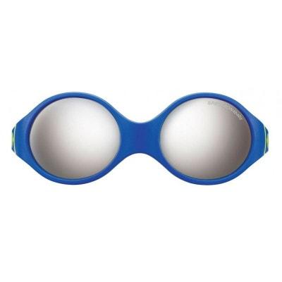 8dbc760adc5faf Lunettes de soleil pour bébé JULBO Bleu LOOP Bleu   Bleu ciel   Vert -  Spectron