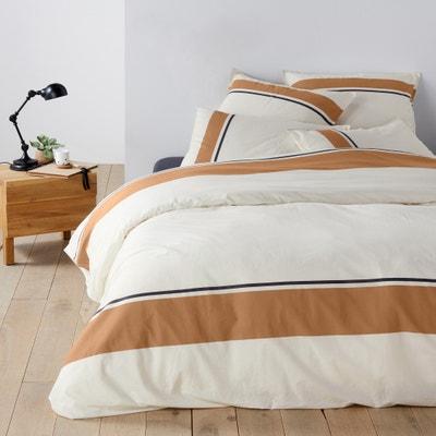 Bettbezug aus vorgewaschener Baumwolle WINTER Bettbezug aus vorgewaschener Baumwolle WINTER La Redoute Interieurs