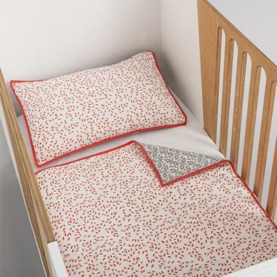 Housse couette taille bébé voile de coton Arteaga Housse couette taille bébé voile de coton Arteaga AM.PM.