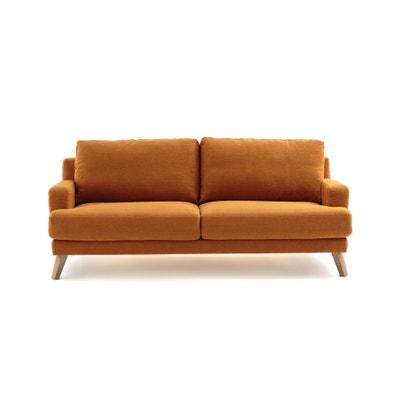 Canapé fixe Manwel lin design E. Gallina AM.PM.