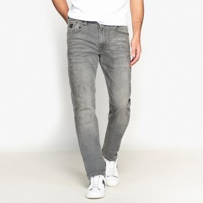 Straight Leg Regular Fit Cotton Mix Jeans KAPORAL 5