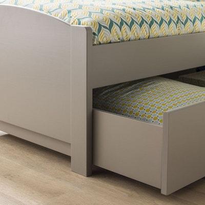 Alfred /& Compagnie Tiroir optionnel 85x190 pour lit Lilja blanc