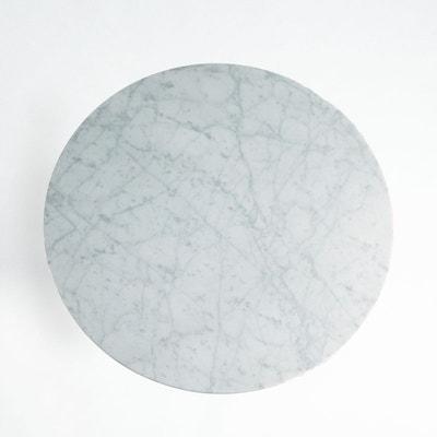 Plateau de table marbre Ø75 cm, Aradan AM.PM