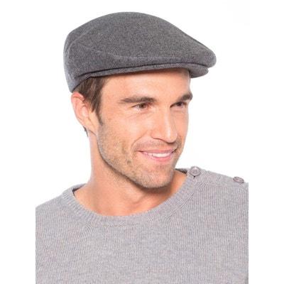 Casquette en drap 80% laine, 20% cachemire Casquette en drap 80% laine, 20% cachemire HONCELAC
