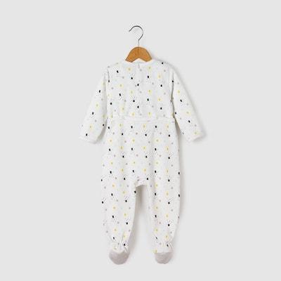 Pijama de terciopelo + gorro - Oeko Tex Pijama de terciopelo + gorro - Oeko Tex La Redoute Collections