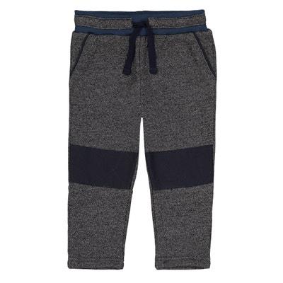 Pantalon chiné en molleton 1 mois -3 ans La Redoute Collections