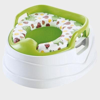 BABY-WALZ Siège Deluxe 3 en 1 « Grenouille » toilettes bébé pot bébé BABY-WALZ