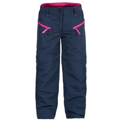 JOSTLE - pantalon de randonnée technique transformable short - fille JOSTLE  - pantalon de randonnée technique 4f4bca78b90