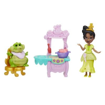 Mini univers Disney Princesses : Instants magiques : Café de Tiana HASBRO