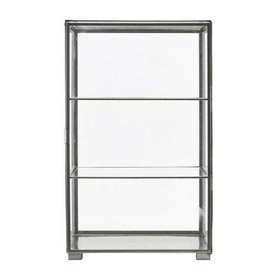 Vitrine étagère à poser vitrée  Cabinet Vitrine étagère à poser vitrée  Cabinet HOUSE DOCTOR