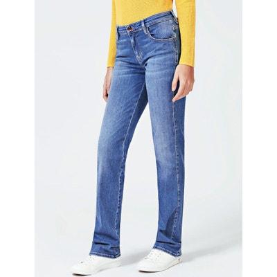 6545fdcf77e22 Jeans Regular Pattes D éléphants Jeans Regular Pattes D éléphants GUESS
