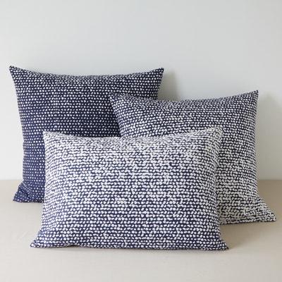Kyoté Printed Cotton Single Pillowcase La Redoute Interieurs