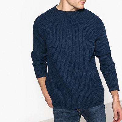Pull con collo alto in maglia grossa Pull con collo alto in maglia grossa La Redoute Collections