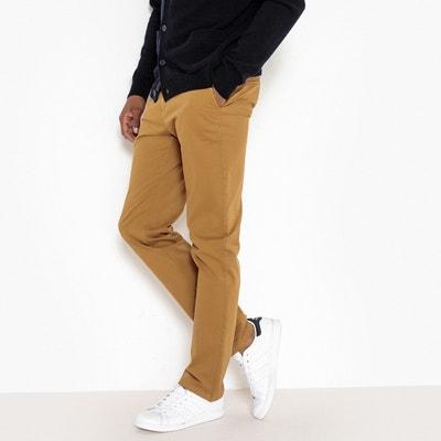 Pantalon chino ADRIEN coupe droite Pantalon chino ADRIEN coupe droite La Redoute Collections