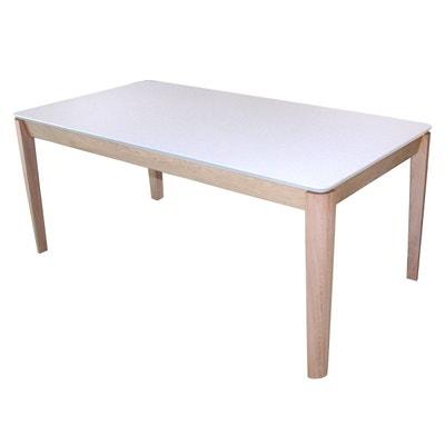 Table Chene Blanchi La Redoute