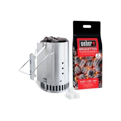 Accessoire barbecue / plancha KIT ALLUMAGE WEBER
