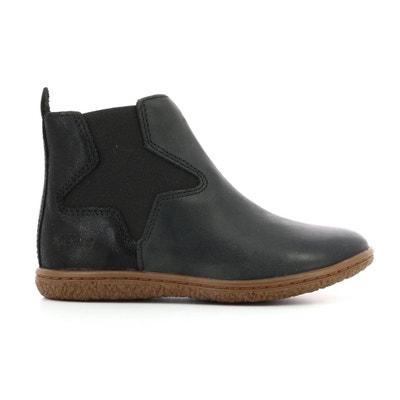 Boots ado fille en solde   La Redoute 12fff74bc229