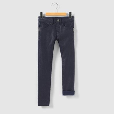 Jeans skinny efeito brilhante, 3-14 anos Jeans skinny efeito brilhante, 3-14 anos IKKS JUNIOR