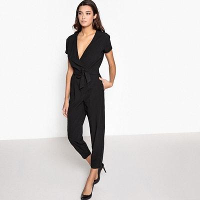 Combinaison pantalon, manches courtes Combinaison pantalon, manches courtes LA REDOUTE COLLECTIONS