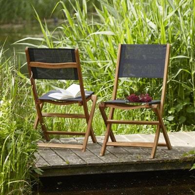 Chaise, fauteuil, banc de jardin en solde | La Redoute