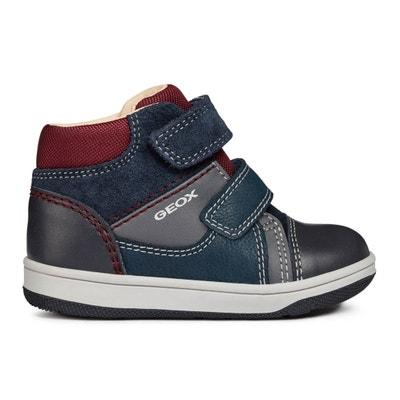 Zapatillas de caña alta con cierre autoadherente B New Flick Boy Zapatillas de caña alta con cierre autoadherente B New Flick Boy GEOX