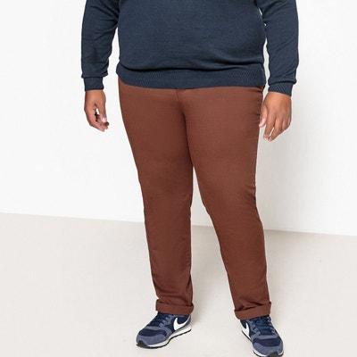 e5112a85eb1ac Pantalon chino stretch L.1 (moins de 1m87) Pantalon chino stretch L.