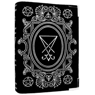 Sac apparence livre Sigil Lucifer Satatic book Sac apparence livre Sigil Lucifer Satatic book RESKAL