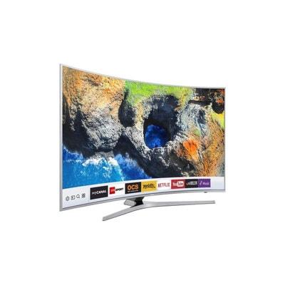 tv led tv 4k uhd tv incurv en solde la redoute. Black Bedroom Furniture Sets. Home Design Ideas