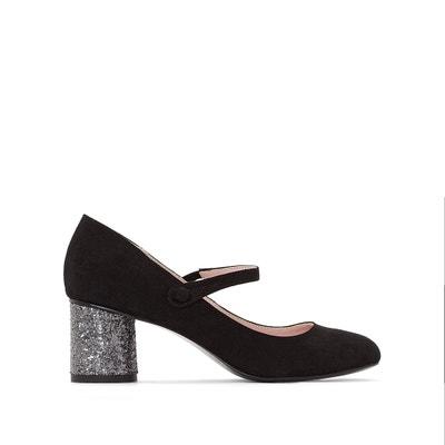 Туфли на каблуке с пайетками Туфли на каблуке с пайетками MADEMOISELLE R