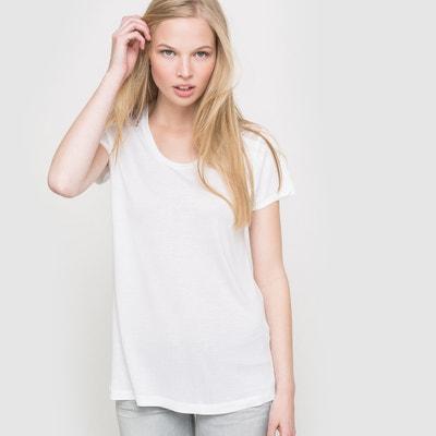 Gwenda Laced T-Shirt Gwenda Laced T-Shirt LE TEMPS DES CERISES