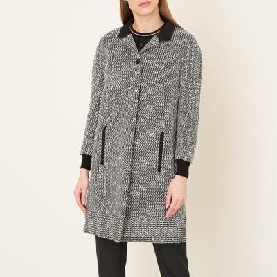 Manteau bicolore CARVEN