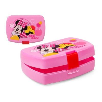 Boite a Gouter Minnie Mouse - Lunch Box 16 x 11 cm DISNEY