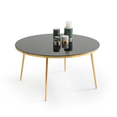 Table Basse Ronde De Salon En Solde La Redoute