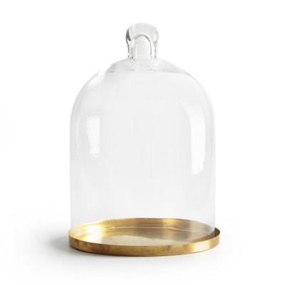 Campana in vetro e ottone A30 cm sulla base TANEMIRTE Campana in vetro e ottone A30 cm sulla base TANEMIRTE La Redoute Interieurs