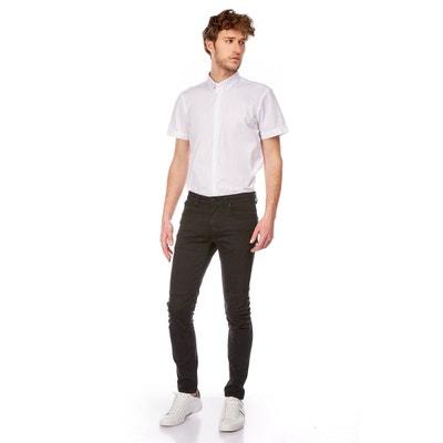 Jeans SKINNY couleur troué genoux BEST MOUNTAIN