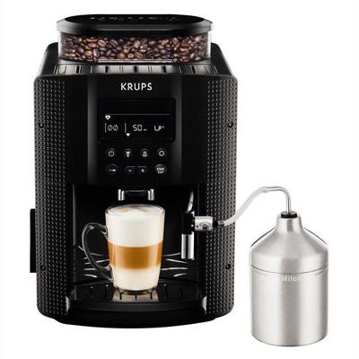 Machine Espresso Full auto avec mousseur EA816031 Machine Espresso Full auto avec mousseur EA816031 KRUPS